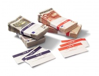 Banknote wrappers